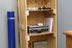 The observatory tool and accessory cabinet