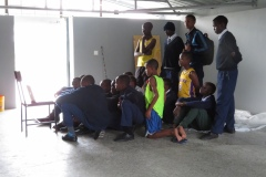 Ailanga students at MMAO