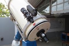 """Alignment of the 12"""" Cave-Cassegrain telescope"""