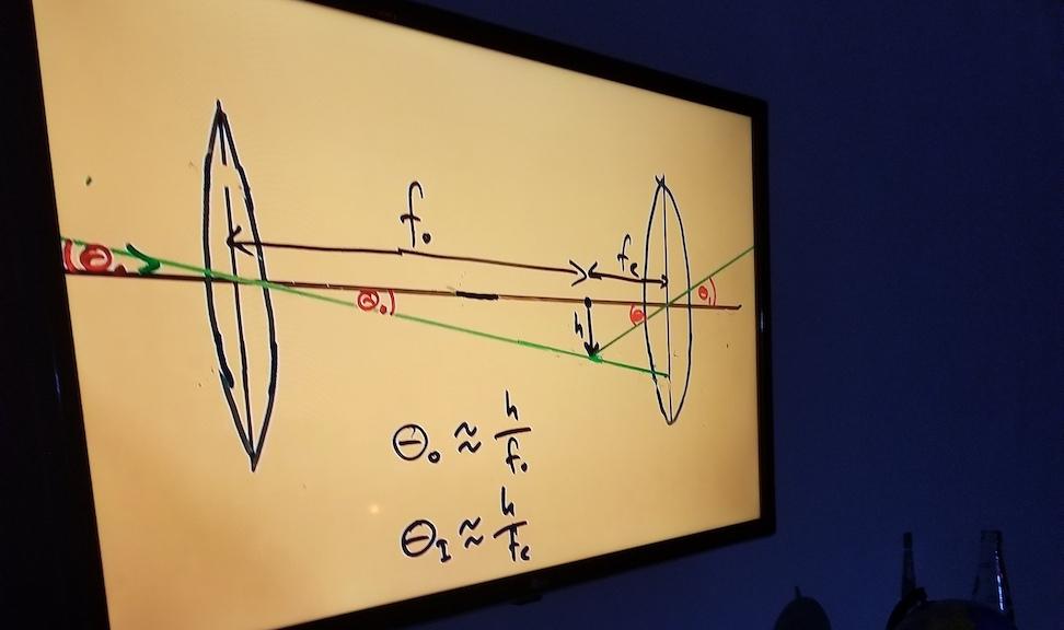 MMAO - Ailanga Physics class visits